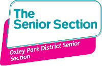 logo for senior section